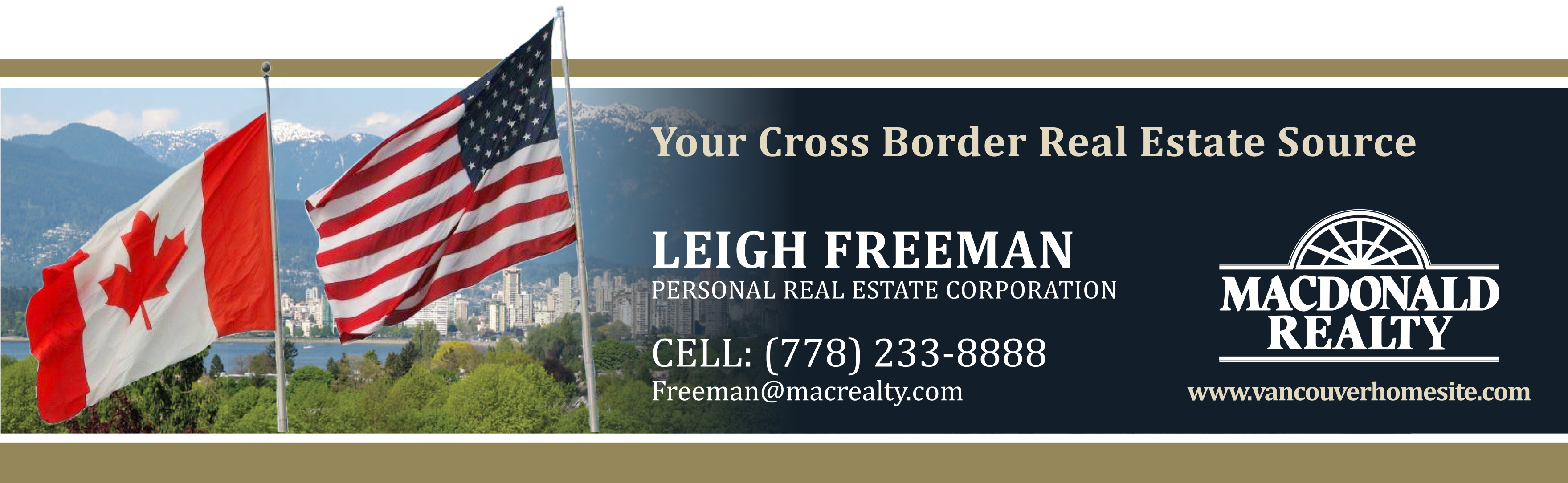 Leigh Freeman Personal Real Estate Corporation