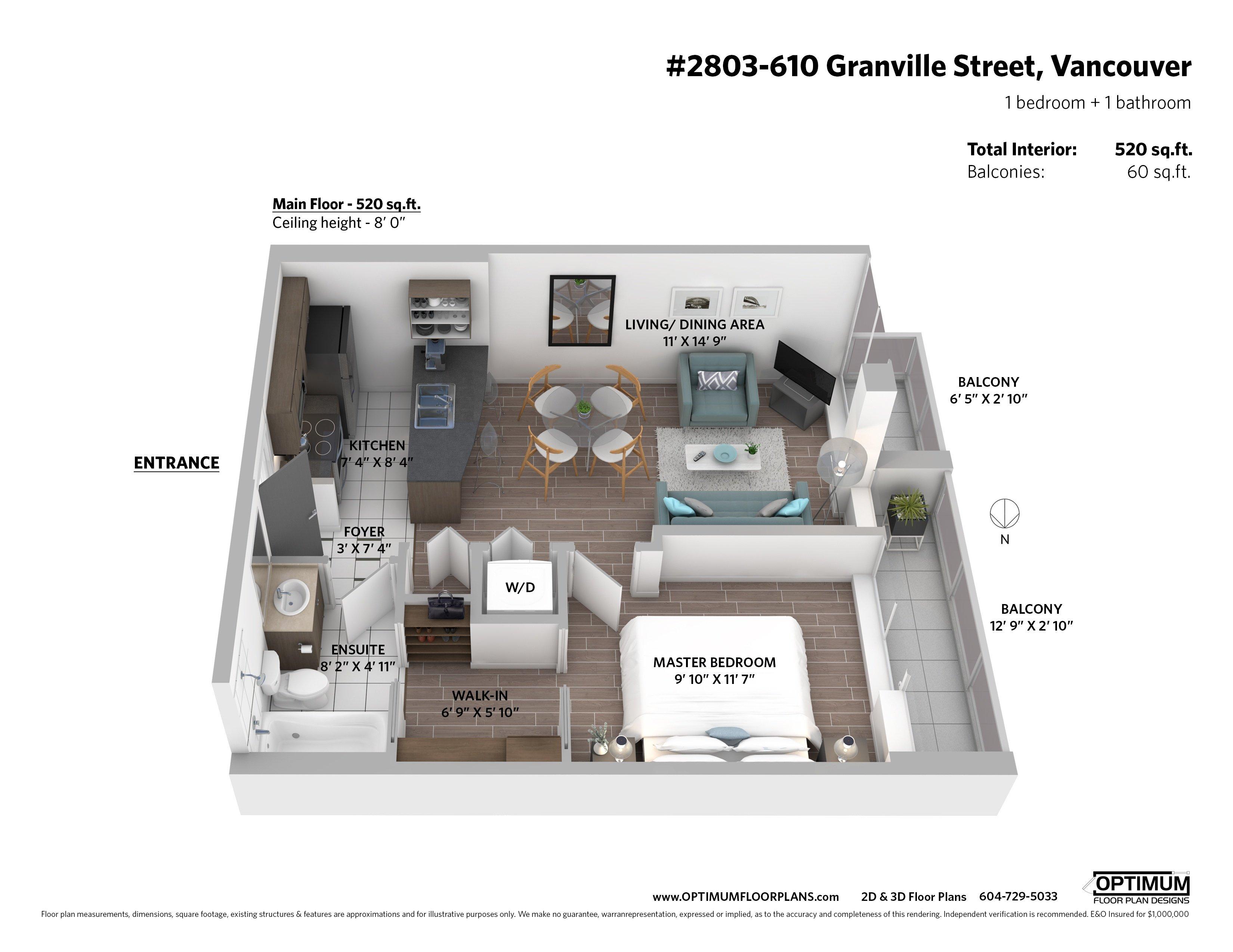 The Hudson Live Work Condos 610 Granville St 610 Granville Street Vancouver Albrighton Real Estate Vancouver Lofts Modern Architectural Homes