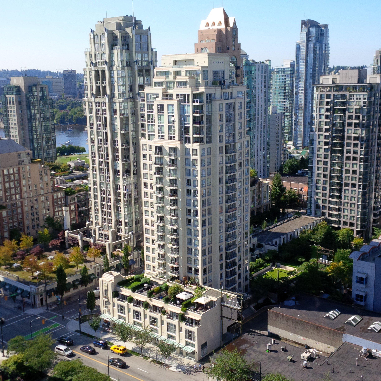 Yaletown Vancouver: Yaletown & Marinaside Condos Vancouver