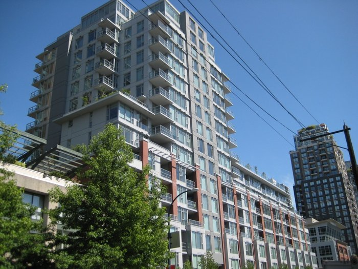 Homer Helmcken 1133 Homer Street Vancouver Condo In
