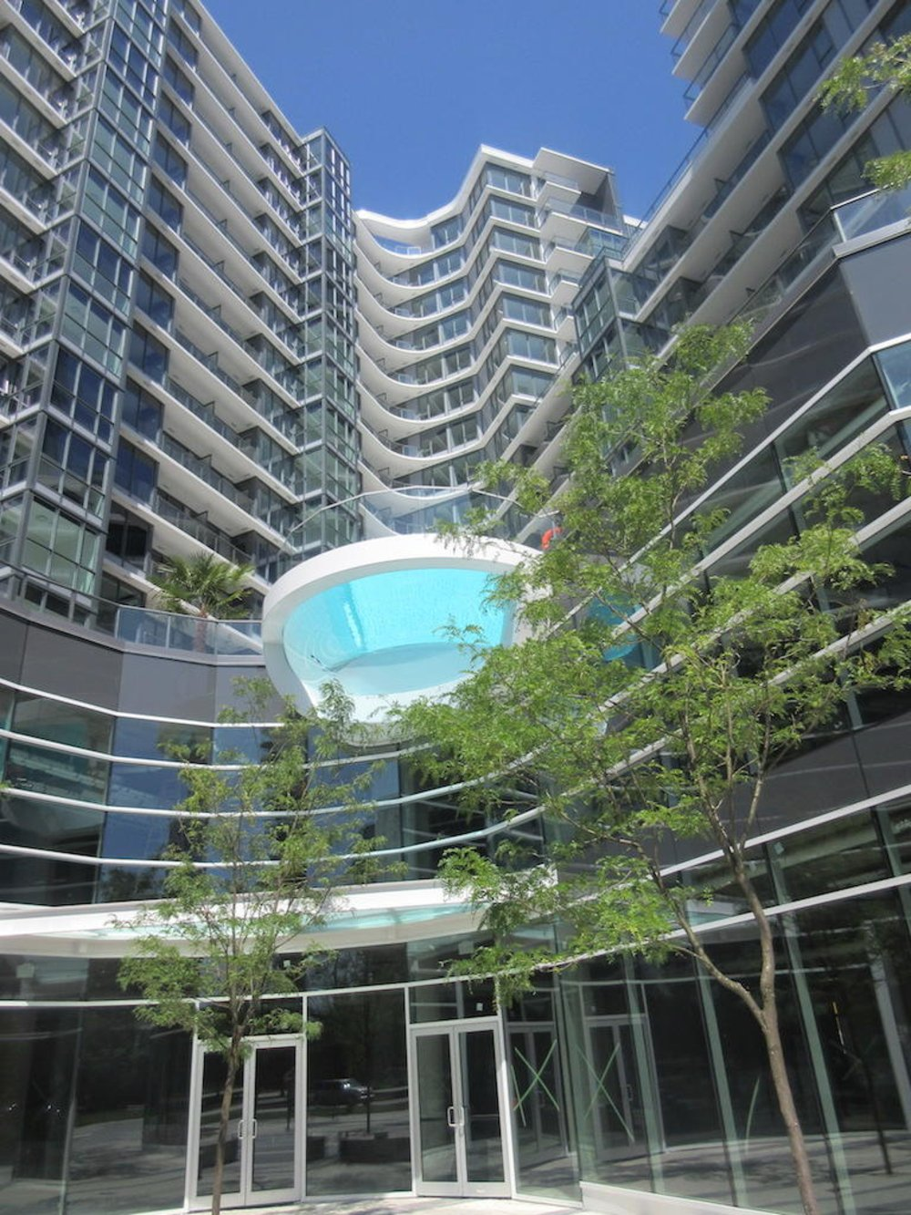 One Pacific 68 Smithe Street Vancouver Condo In Vancouver