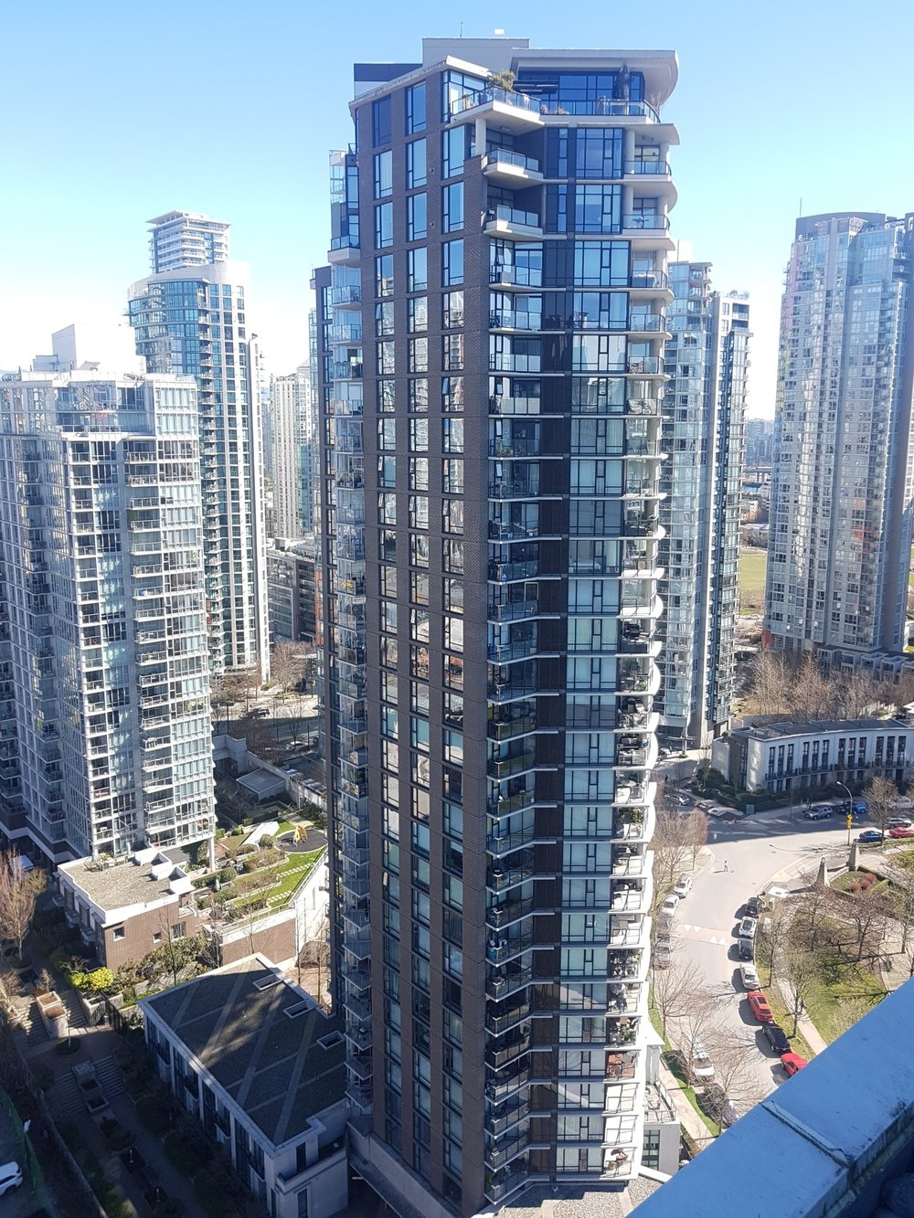 Park West two - 583 Beach, Vancouver | Condo In Vancouver