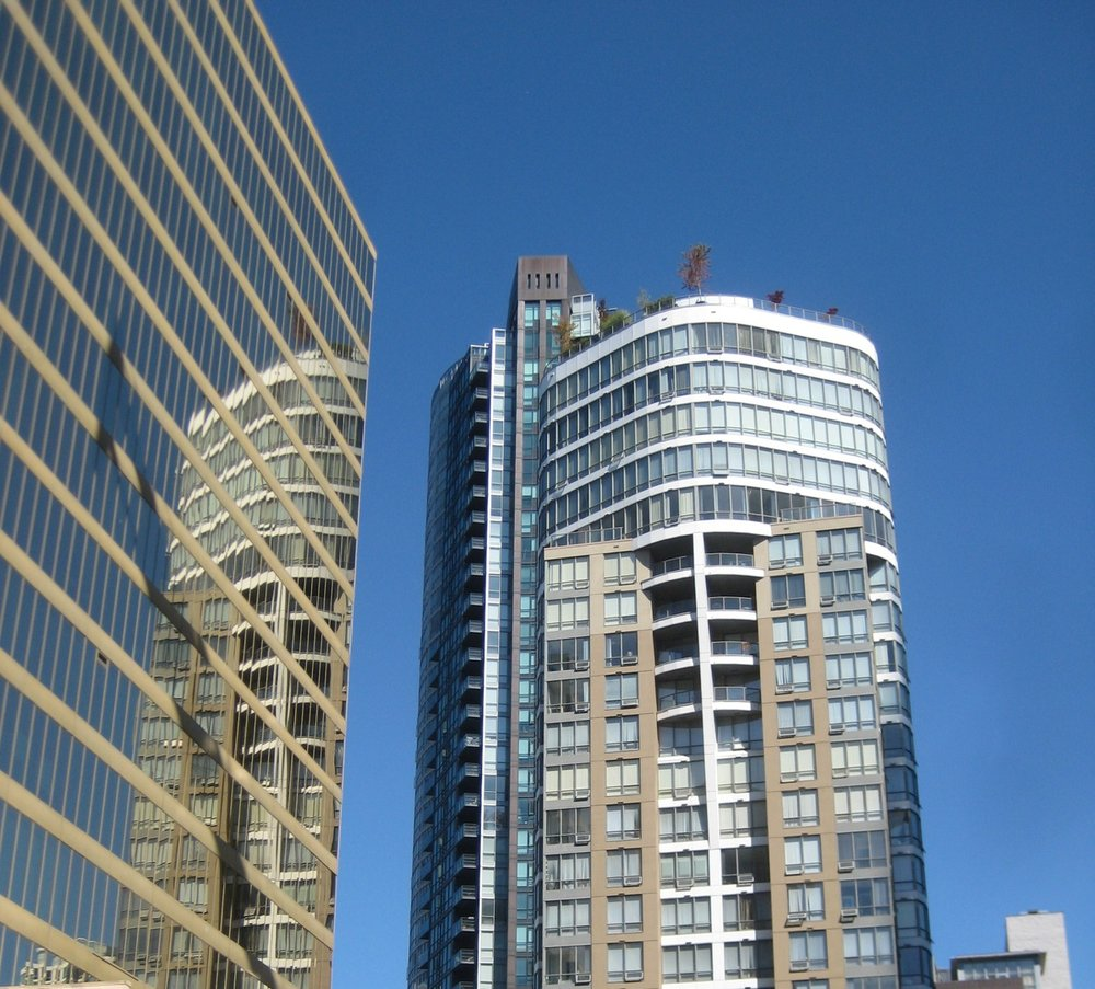 Orca Place 1166 Melville Street Vancouver Condo In