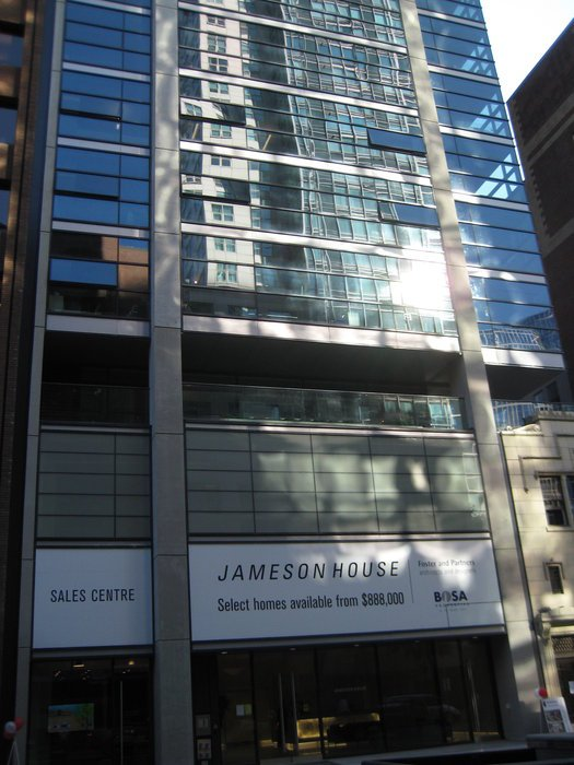 Different Architectural Styles Exterior House Designs: Jameson House - 838 West Hastings, Vancouver