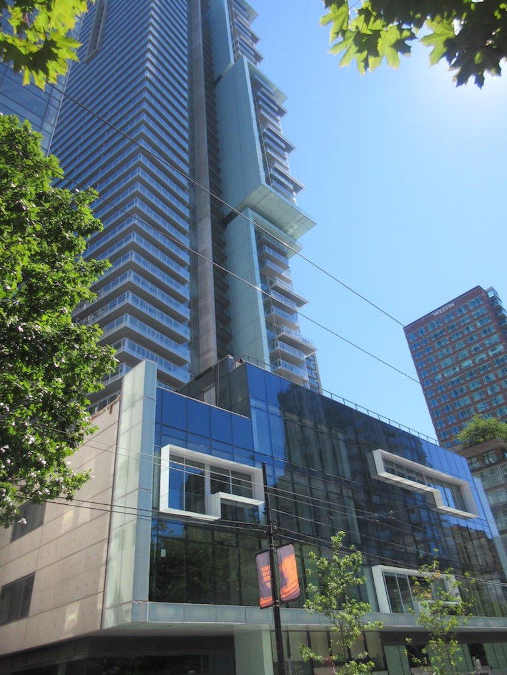 University Of Vancouver >> Telus Garden - 777 Richards Street, Vancouver | Condo In ...