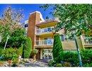 R2078665 - 207 - 1280 Fir Street, White Rock, BC, CANADA
