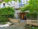 R2086811 - 201 2226 W 12TH AVENUE, Vancouver, BC, CANADA