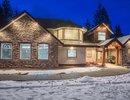 R2192301 - 1150 Mountain Ayre Lane, Anmore, BC, CANADA