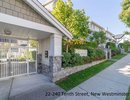 R2215044 - 22 240 TENTH STREET, New Westminster, BC, CANADA