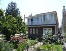 R2281411 - 2498 E 33rd Avenue, Vancouver, BC, CANADA