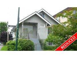 V839702 - 1605 Graveley Street, Vancouver, BC - House