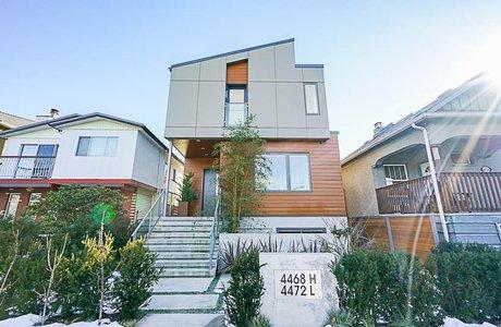 Albrighton Real Estate, Vancouver Lofts, Modern