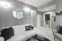 Living Room/Powder Room