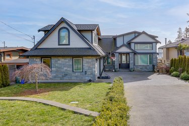 Real estate photography for a 5 Bedroom House in White Rock
