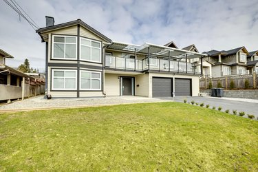 Real estate photography for a 4 Bedroom House in Coquitlam