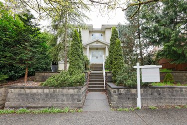 Real estate photography for a 7 Bedroom House in New Westminster