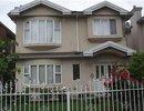 V953715 - 2831 E 1ST AV, Vancouver, British Columbia, CANADA
