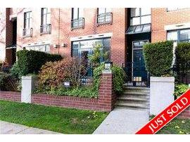 V989382 - 2263 W 12th Ave, Vancouver, BC - Townhouse