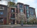 V1000321 - 303 - 2515 Ontario Street, Vancouver, British Columbia, CANADA