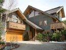 V1000903 - 7310 Toni Sailer Lane, Whistler, British Columbia, CANADA