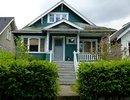 V1012712 - 3641 W 27th Ave, Vancouver, British Columbia, CANADA