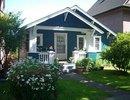 V1017898 - 141 E 21st Ave, Vancouver, British Columbia, CANADA