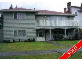 V758887 - 4676 W 15TH AV, Vancouver, BC - House
