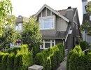 V1024508 - 4462 W 8th Ave, Vancouver, British Columbia, CANADA