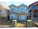 V1047117 - 4546 Sophia Street, Vancouver, British Columbia, CANADA