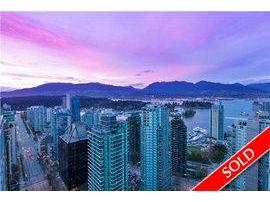 V1055378 - Ph6 - 1288 W Georgia Street, Vancouver, BC - Apartment