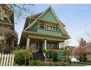V1056766 - 1504 Graveley Street, Vancouver, British Columbia, CANADA
