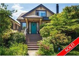 V1068152 - 2602 Dundas Street, Vancouver, BC - House
