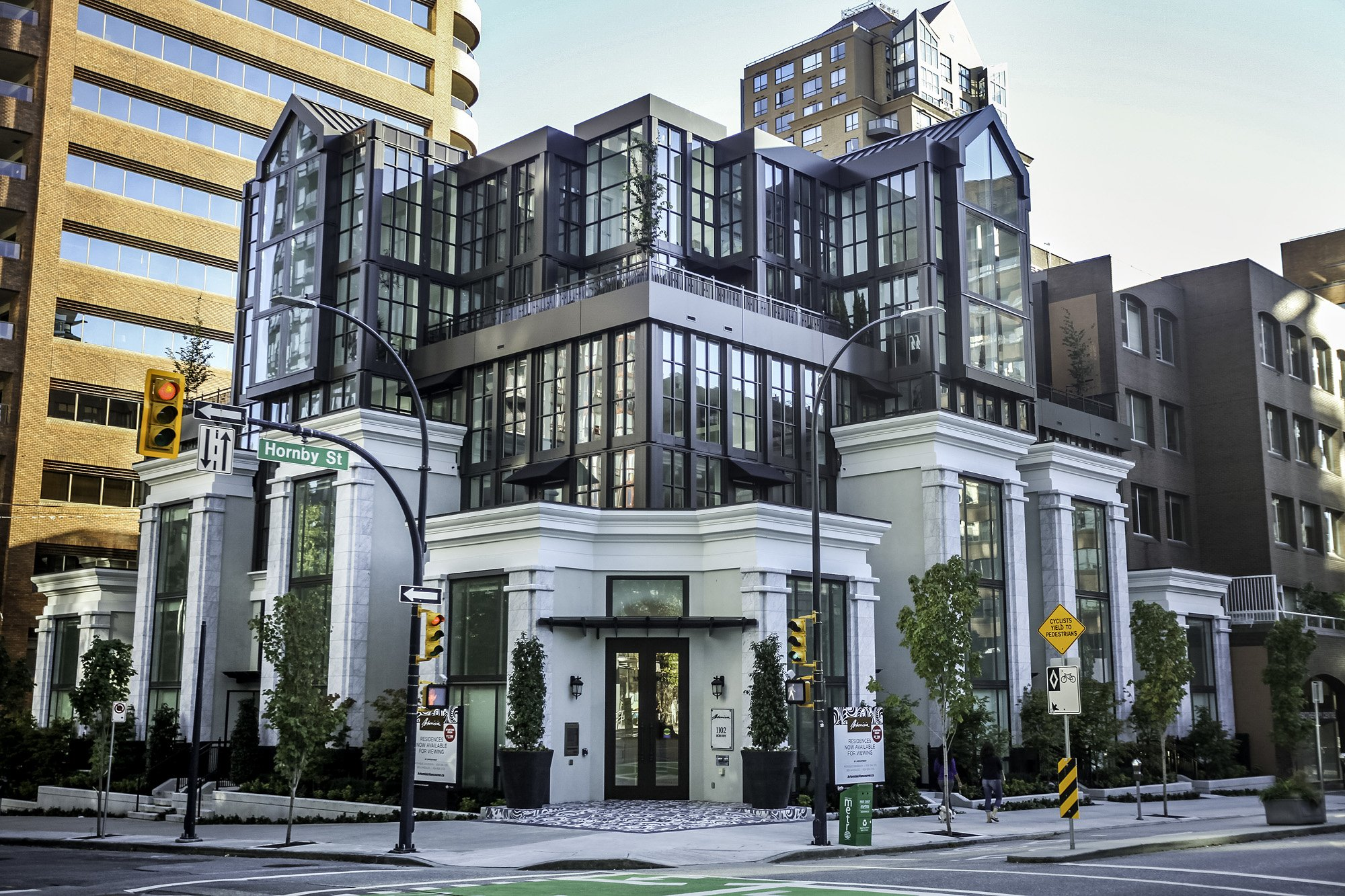 Recently Sold Listing 304 1102 Hornby Street Vancouver