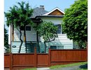 V1105197 - 3419 Dundas Street, Vancouver, British Columbia, CANADA