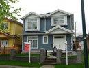 V1118514 - 3447 William Street, Vancouver, British Columbia, CANADA