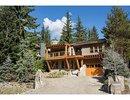 V1133981 - 3349 Panorama Ridge, Whistler, BC, CANADA