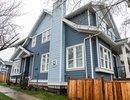 R2027200 - 1468 E 21st Avenue, Vancouver, BC, CANADA