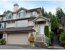 V1091452 - 18 101 PARKSIDE DRIVE Port Moody  , Port Moody  , , CANADA
