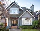 R2033002 - 3468 W 30th AV, Vancouver, British Columbia, CANADA
