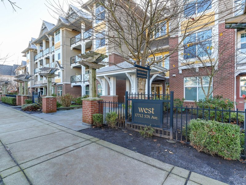 West On The Village Walk 17712 57a Ave, Surrey