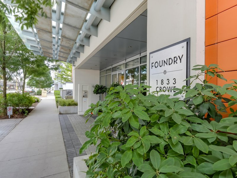 Foundry 1833 Crowe Street, Vancouver