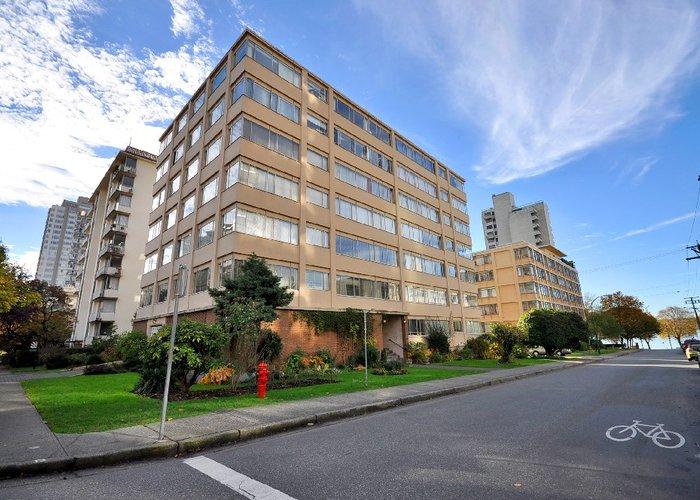 The Safari - 1050 Chilco Street