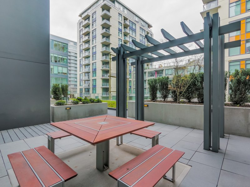 Residences At West 1783 Manitoba Street, Vancouver